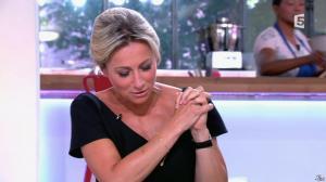 Anne-Sophie Lapix dans C à Vous - 20/06/14 - 04