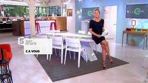 Anne-Sophie Lapix dans C à Vous - 23/06/14 - 01