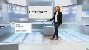 Caroline Roux dans C Politique - 20/10/13 - 01