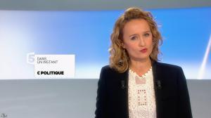 Caroline Roux dans C Politique - 20/10/13 - 05
