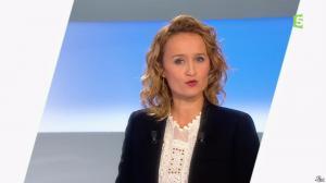 Caroline Roux dans C Politique - 20/10/13 - 10