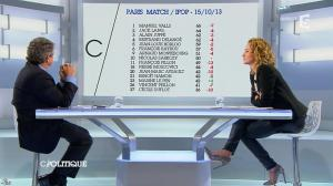 Caroline Roux dans C Politique - 20/10/13 - 13