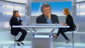Caroline Roux dans C Politique - 20/10/13 - 14