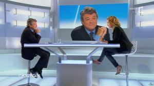 Caroline Roux dans C Politique - 20/10/13 - 16