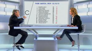 Caroline Roux dans C Politique - 20/10/13 - 18