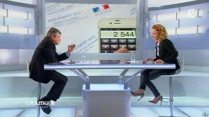Caroline Roux dans C Politique - 20/10/13 - 24