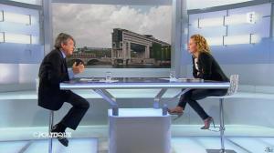Caroline Roux dans C Politique - 20/10/13 - 25