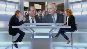 Caroline Roux dans C Politique - 20/10/13 - 26