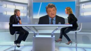 Caroline Roux dans C Politique - 20/10/13 - 30