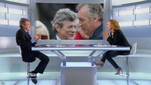 Caroline Roux dans C Politique - 20/10/13 - 38