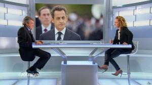 Caroline Roux dans C Politique - 20/10/13 - 41
