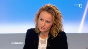 Caroline Roux dans C Politique - 20/10/13 - 42