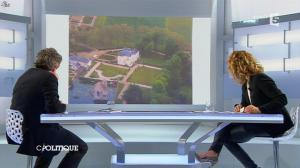 Caroline Roux dans C Politique - 20/10/13 - 44