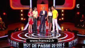 Elise Chassaing dans Mot de Passe - 12/07/14 - 11