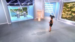 Estelle Denis lors du Tirage du Loto - 14/06/14 - 01
