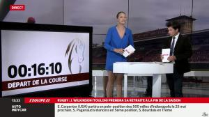 France Pierron dans Menu Sport - 19/05/14 - 05