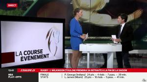 France Pierron dans Menu Sport - 19/05/14 - 06