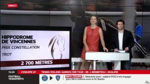 France Pierron dans Menu Sport - 23/05/14 - 06