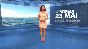 Laurence Roustandjee à la Météo - 23/05/14 - 01