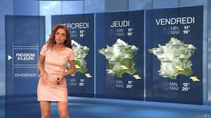 Laurence Roustandjee à la Météo - 23/05/14 - 06