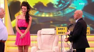 Fanny Veyrac dans le Juste Prix - 25/10/13 - 02