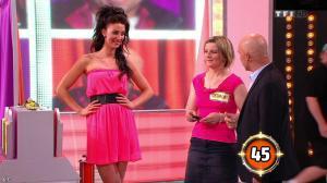 Fanny Veyrac dans le Juste Prix - 25/10/13 - 06