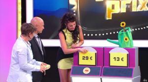 Fanny Veyrac dans le Juste Prix - 26/08/13 - 09