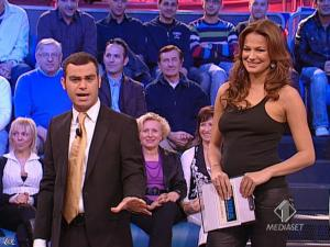 Magda Gomes dans Guida Al Campionato - 06/04/08 - 02