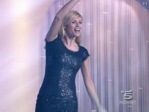Michelle Hunziker dans Striscia la Notizia - 12/02/08 - 29
