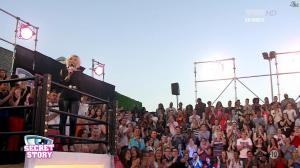 Nadege Lacroix dans Secret Story - 07/06/13 - 03