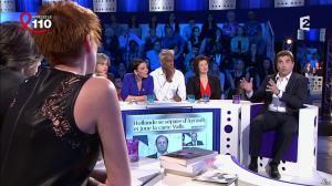 Natacha Polony dans On n'est pas Couché - 05/04/14 - 16