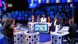 Natacha Polony dans On n'est pas Couché - 05/04/14 - 17