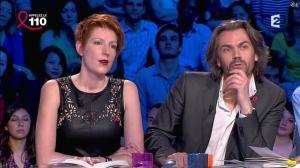 Natacha Polony dans On n'est pas Couché - 05/04/14 - 23