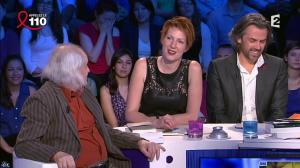 Natacha Polony dans On n'est pas Couché - 05/04/14 - 26