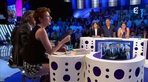 Natacha Polony dans On n'est pas Couché - 14/06/14 - 02