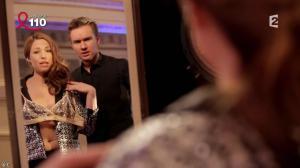 Natasha Saint Pier dans la télé Chante Pour le Sidaction - 05/04/14 - 06