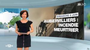 Nathalie Renoux dans le 12-45 - 07/06/14 - 02