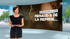 Nathalie Renoux dans le 12-45 - 07/06/14 - 03