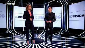 Sandrine Quétier dans 50 Minutes Inside - 21/06/14 - 01