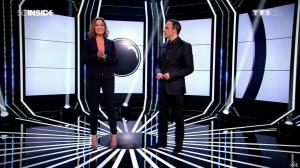 Sandrine Quétier dans 50 Minutes Inside - 21/06/14 - 02