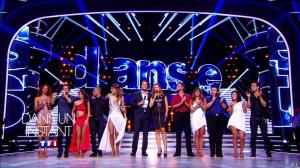 Sandrine Quétier dans Danse avec les Stars - 05/10/13 - 02
