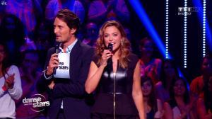 Sandrine Quétier dans Danse avec les Stars - 05/10/13 - 05