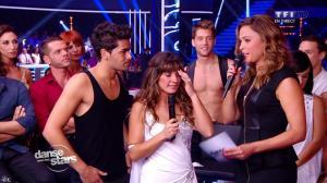Sandrine Quétier dans Danse avec les Stars - 05/10/13 - 07