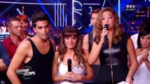 Sandrine Quétier dans Danse avec les Stars - 05/10/13 - 08