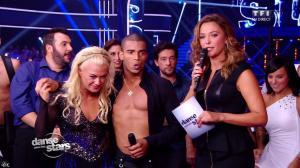 Sandrine Quétier dans Danse avec les Stars - 05/10/13 - 12