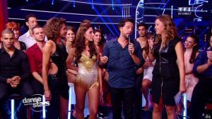 Sandrine Quétier dans Danse avec les Stars - 05/10/13 - 17