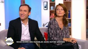 Valérie Durier dans la Quotidienne - 02/05/14 - 08