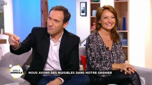 Valérie Durier dans la Quotidienne - 02/05/14 - 09
