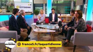 Valérie Durier dans la Quotidienne - 02/05/14 - 11
