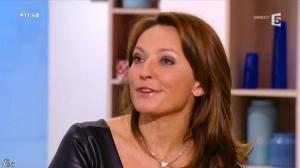 Valérie Durier dans la Quotidienne - 05/03/14 - 01